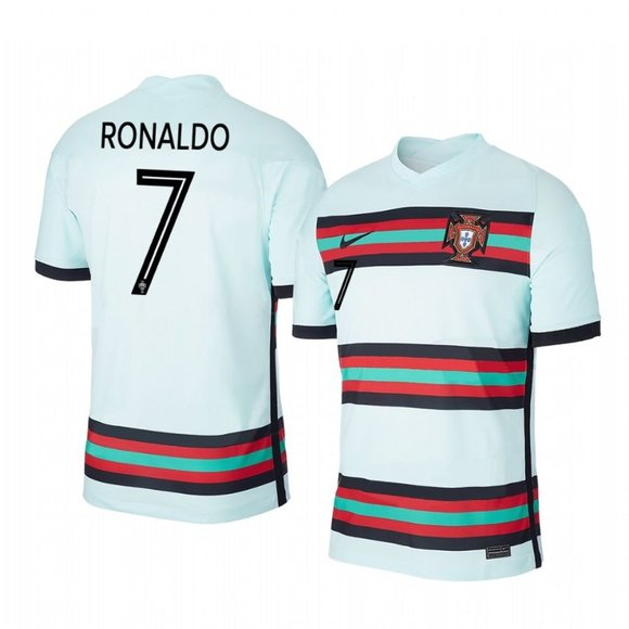 Other - Portugal Cristiano Ronaldo White Jersey